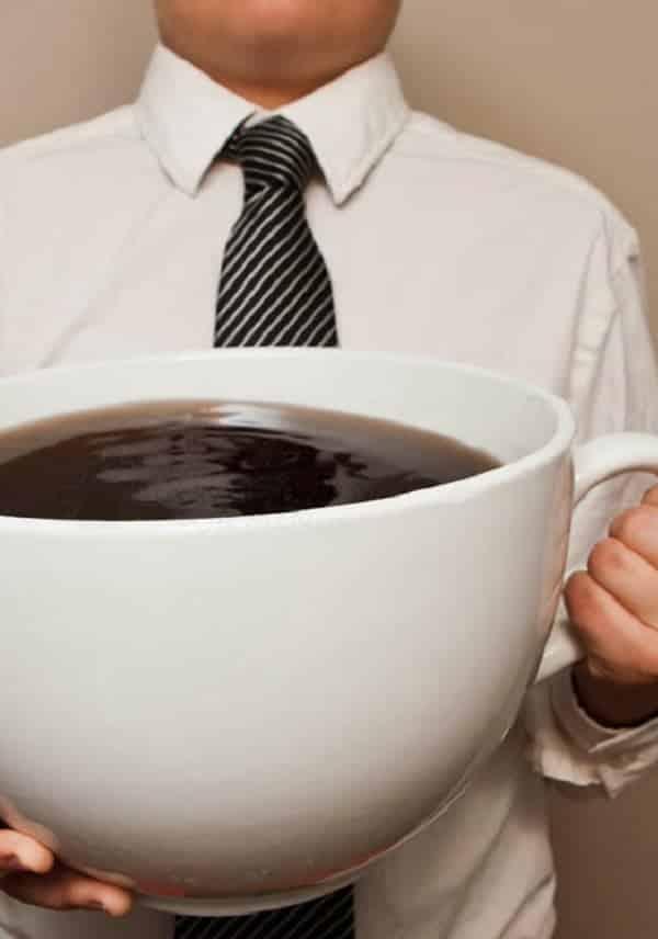 7 estranhos efeitos do café no corpo humano