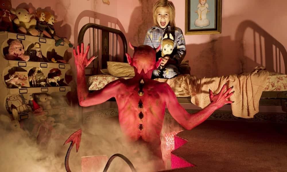 8 histórias macabras que as crianças já contaram aos pais