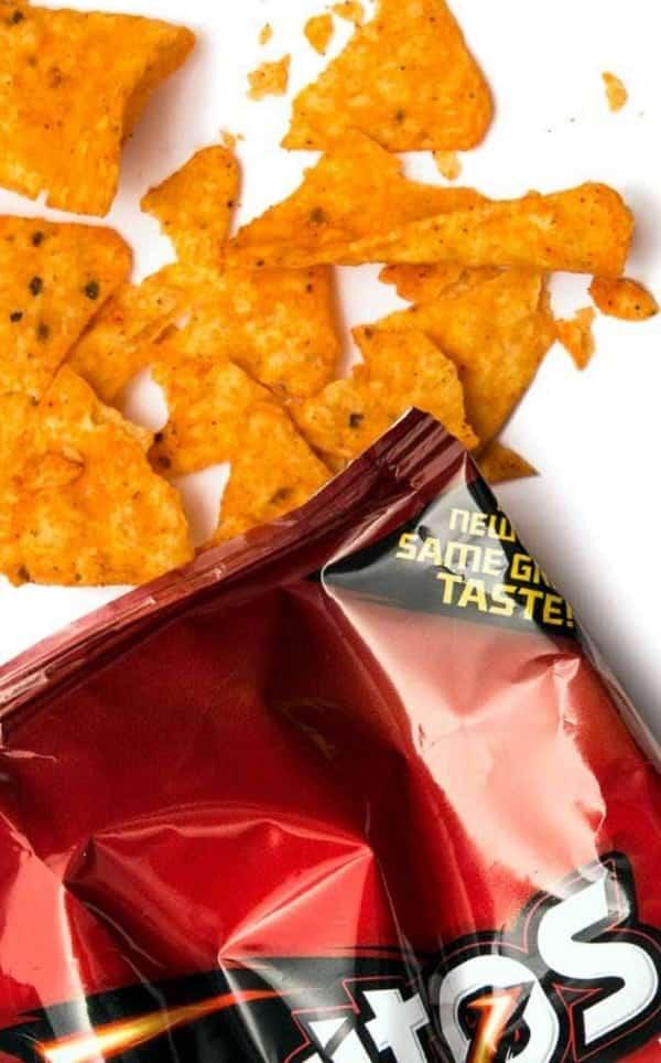 7 segredos sobre o Doritos que nem os mais fanáticos sabem