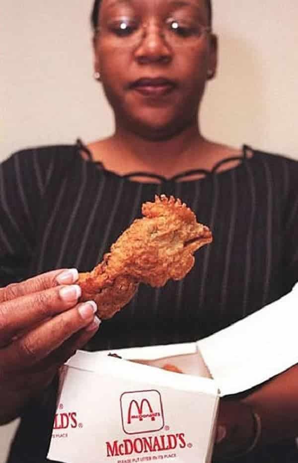 7 coisas nojentas encontradas na comida que dão arrepios