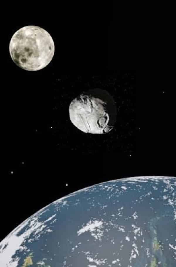 Nasa encontra segunda Lua ao redor da Terra