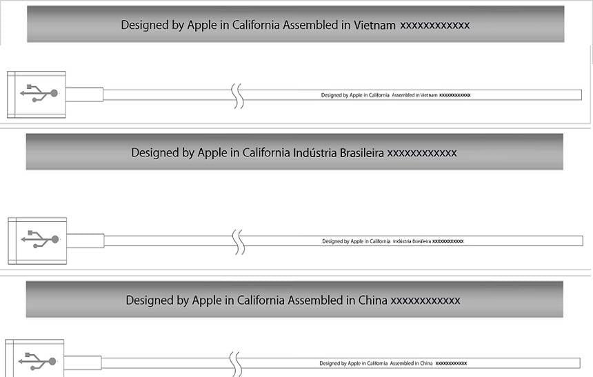 Como identificar se o cabo do iPhone é pirata ou original