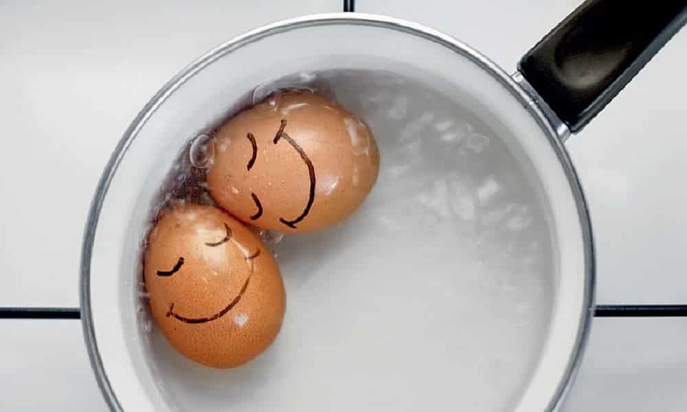Como cozinhar um ovo perfeito, segundo a Ciência
