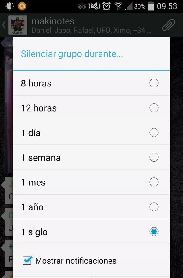 Você não vai mais conseguir silenciar grupos no WhatsApp!