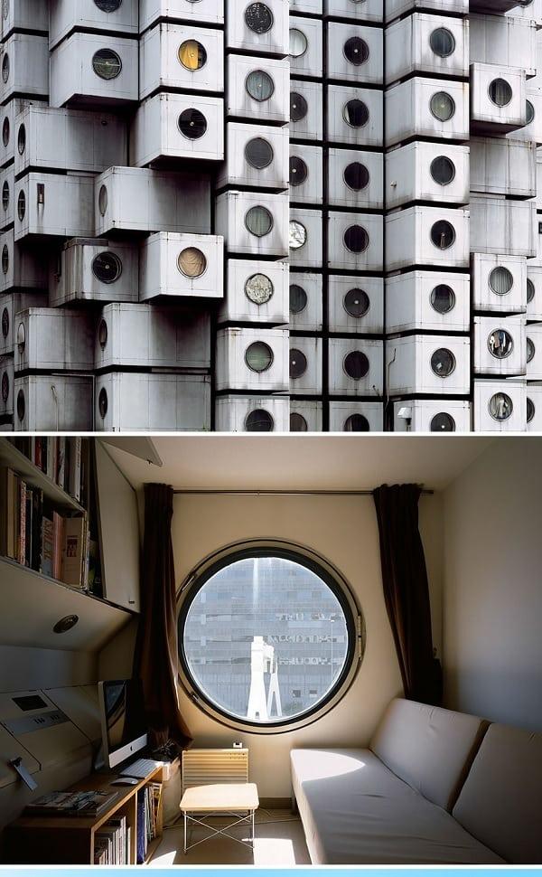 15 construções japonesas que desafiam as leis da física