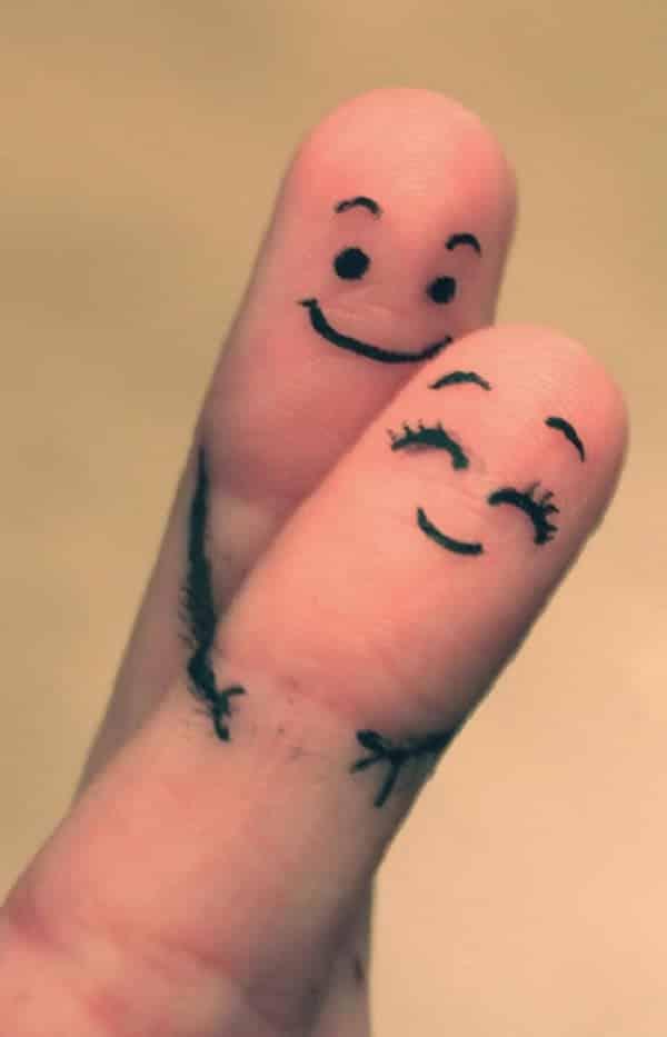 Tamanho dos dedos define como será a vida sexual, segundo a Ciência