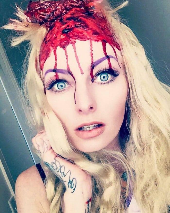 35 Maquiagens De Dia Das Bruxas Para Deixar Os Cabelos Em Pé