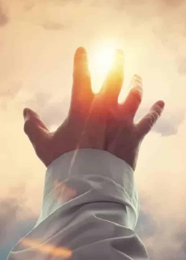 Cientistas registram exato momento em que homem viu Deus