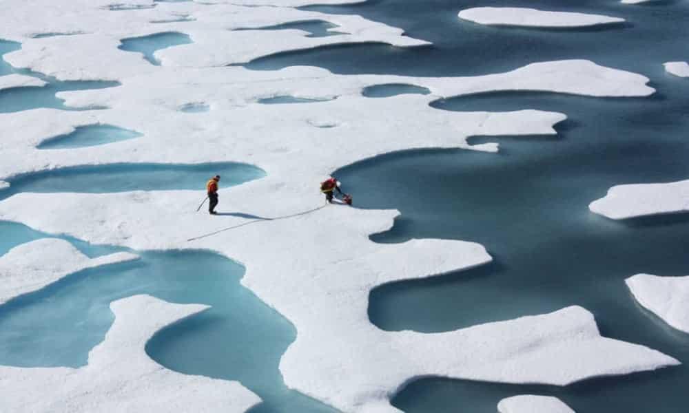 Ruídos misteriosos do Oceano Ártico deixam pesquisadores assombrados