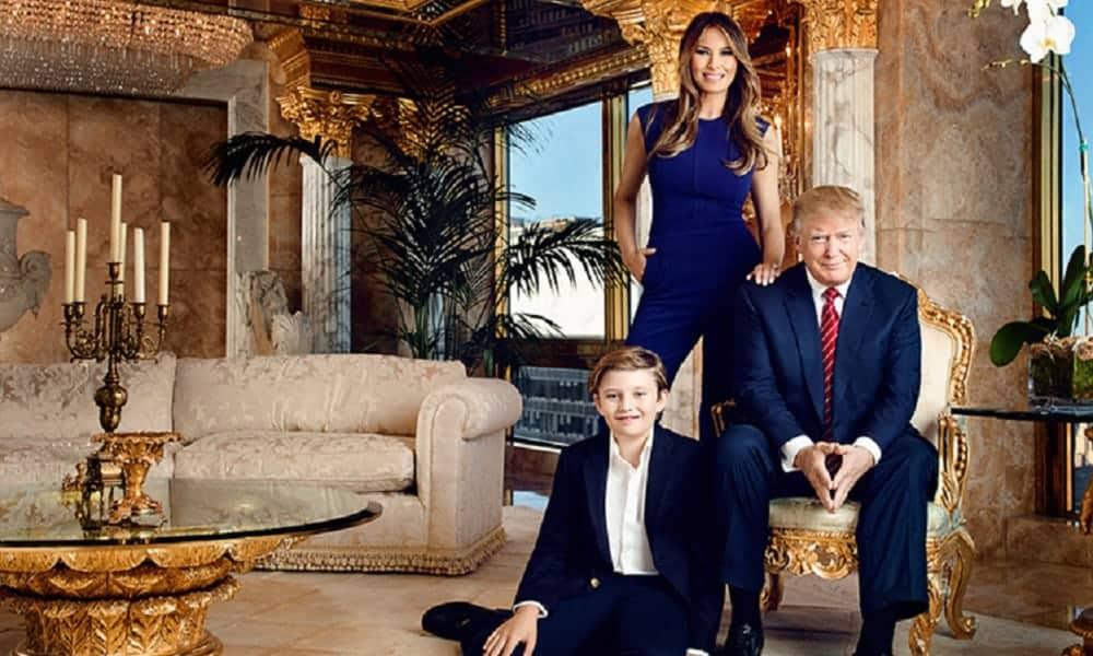 Conheça a casa de Donald Trump, em Nova York