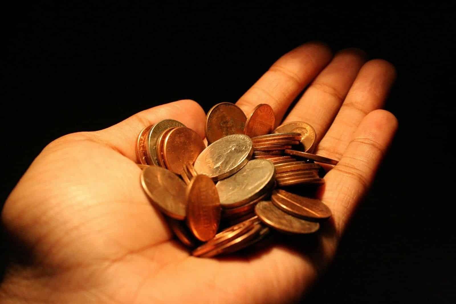 Como são feitas as moedas que estão no seu bolso?