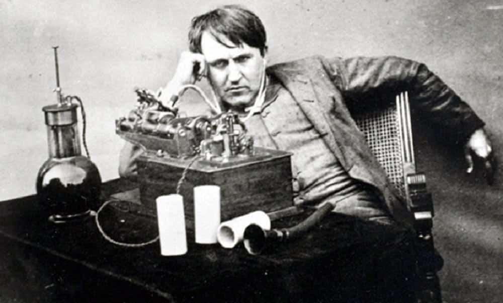 Entrevista de emprego mais difícil do mundo, criada por Thomas Edison