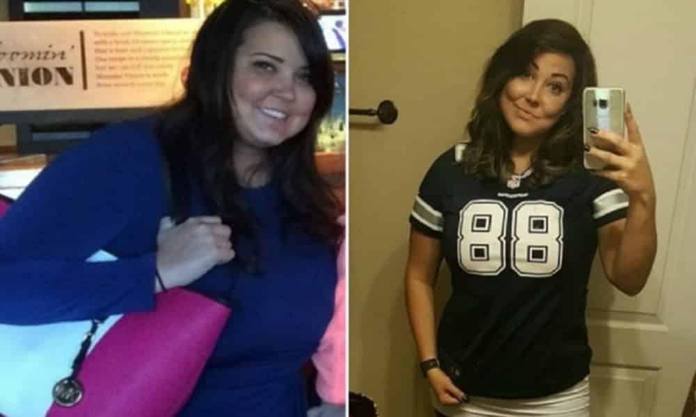 Veja a transformação física de pessoas que pararam de beber