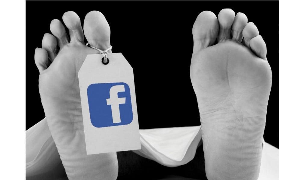 O que acontece com seu Facebook depois que você morre?