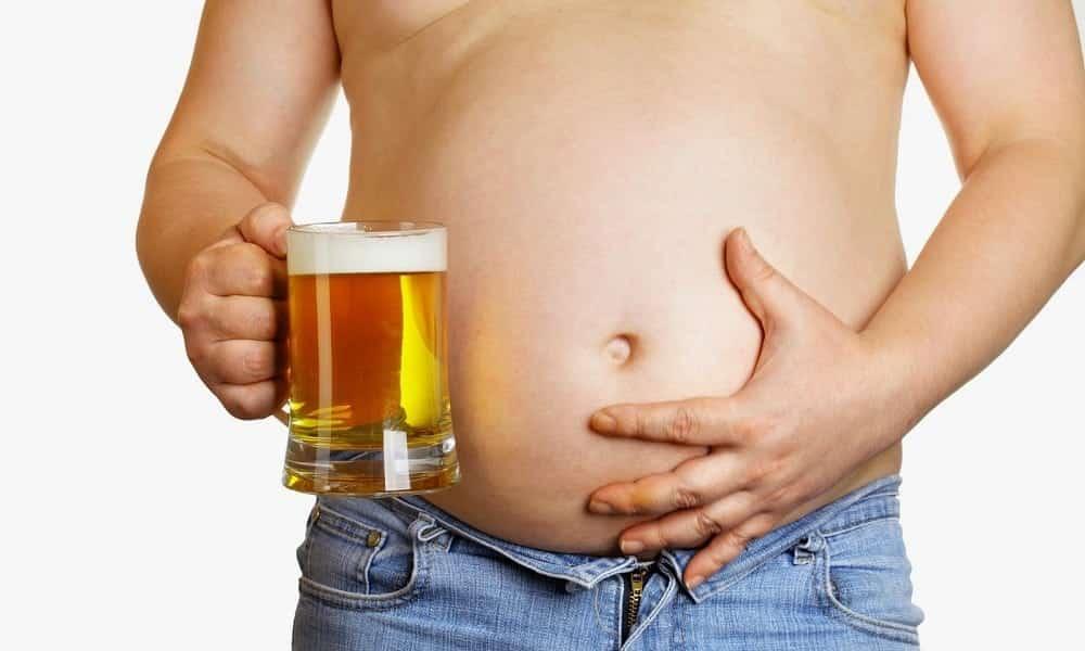 Cada latinha de cerveja tem o mesmo efeito de um pão francês no corpo