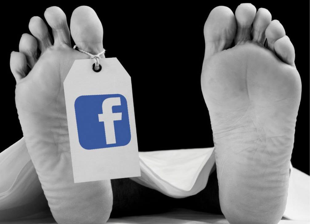 O que acontece com seu Facebook depois que você morrer?