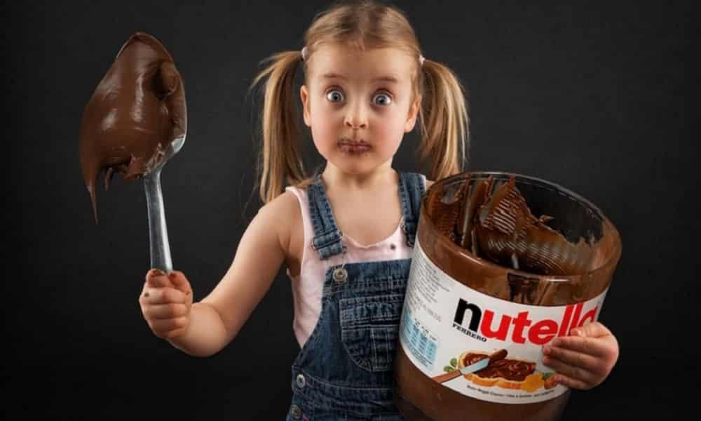 Nutella pode causar câncer, segundo organismo de Segurança Alimentar europeu