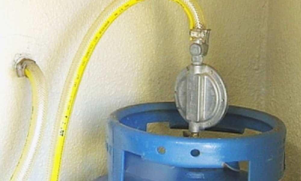 O que fazer em caso de vazamento de gás