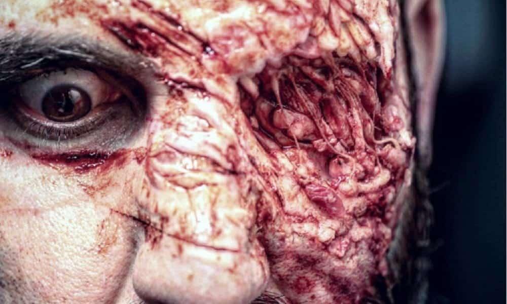 Maquiagens artísticas que são um verdadeiro terror