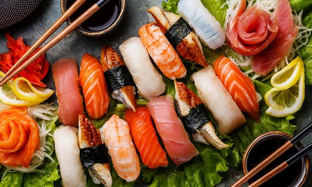 Popularização do sushi tem aumentado casos de infecção por parasitas