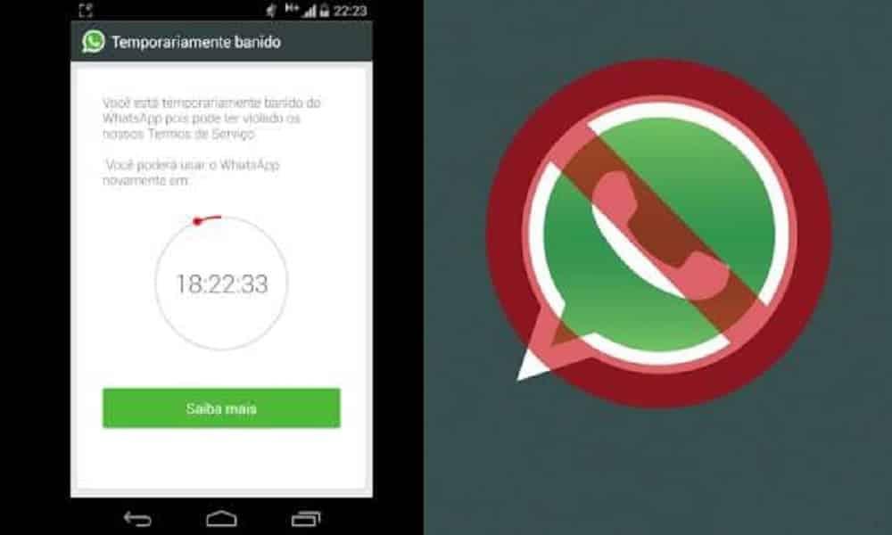 Você pode ser banido do WhatsApp, sabia? Descubra por quais motivos