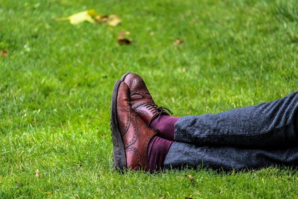 Sapatos masculinos podem revelar muito sobre os homens