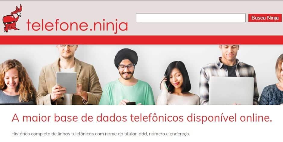Novo site divulga telefones, email e endereço de milhões de brasileiros
