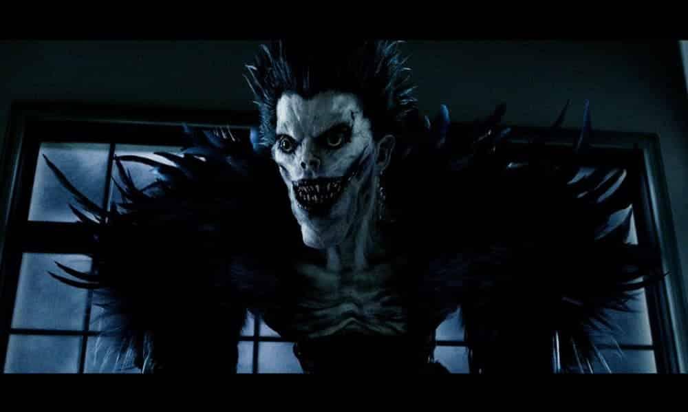 Netflix revela como será aparência do shinigami Ryuk, de Death Note