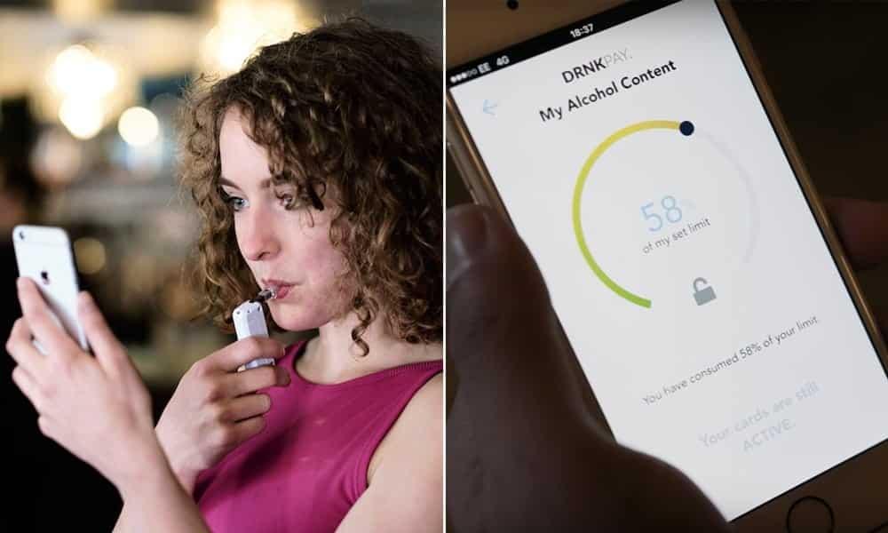 Esse aplicativo bloqueia seu cartão quando você está bêbado