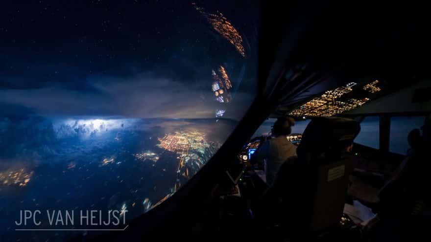 Piloto prova com fotografias incríveis que sua profissão tem as melhores vistas do mundo