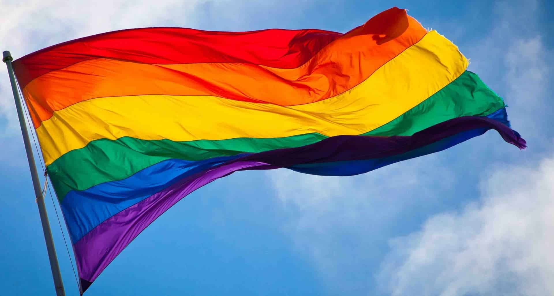 Resultado de imagem para bandeira gay