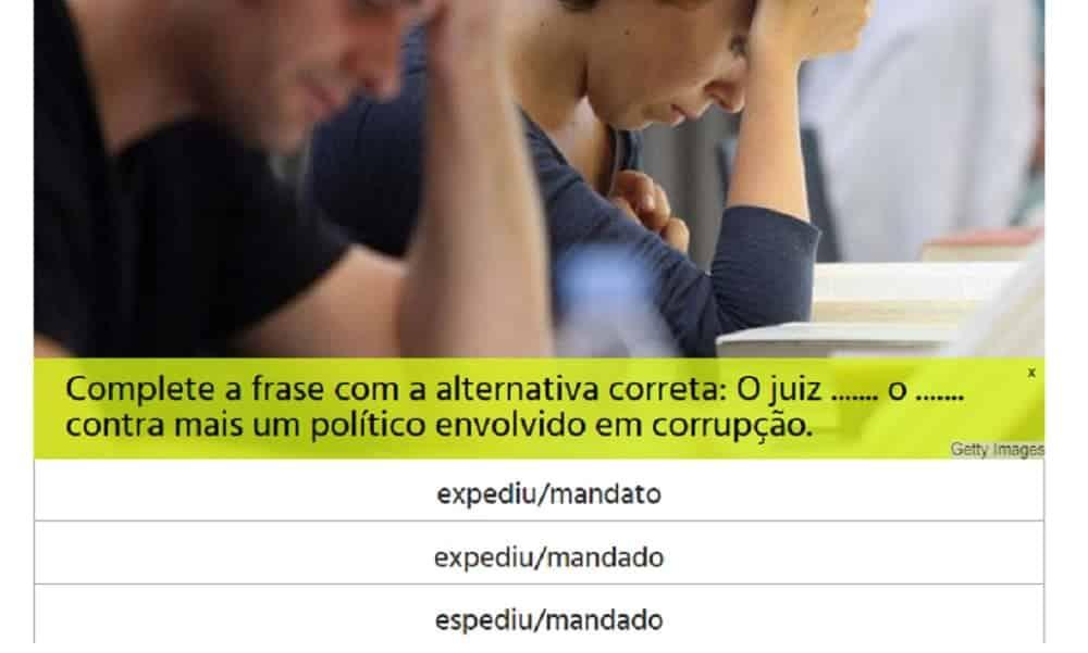 Teste revela se você conhece mesmo a língua portuguesa ou se só enrola