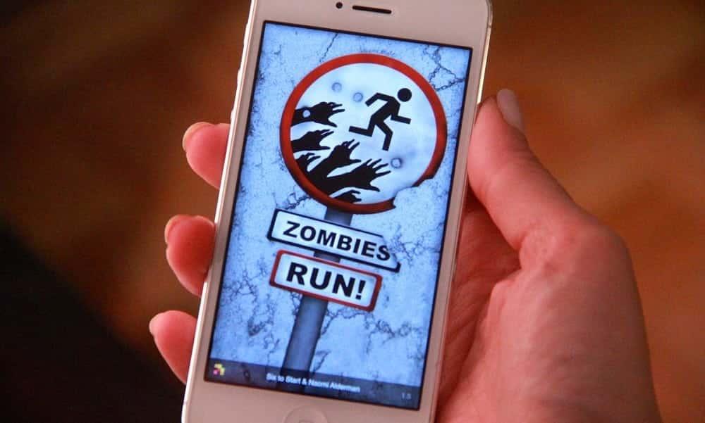 Fugir de zumbis é objetivo de app que incentiva corrida de rua