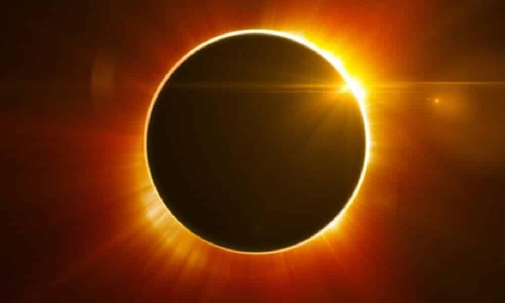 Eclipse solar será visto parcialmente no Brasil (assista a transmissão ao vivo)