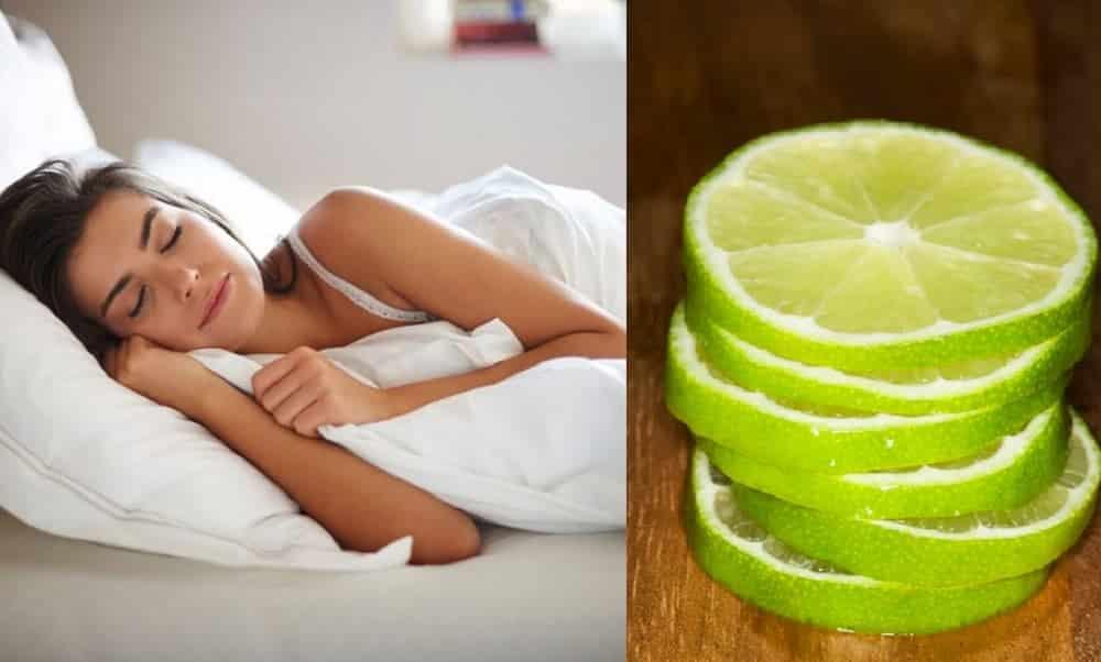 Colocar um limão ao lado da cama vai mudar a qualidade do seu sono