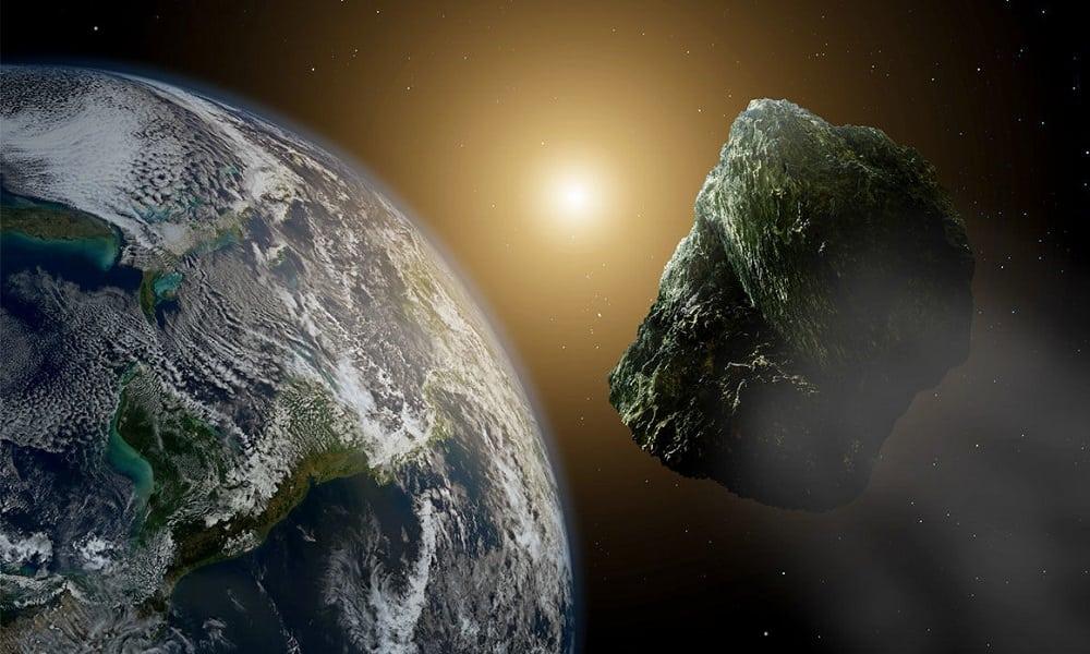 Maior asteroide detectado pela Nasa passa perto da Terra nessa sexta