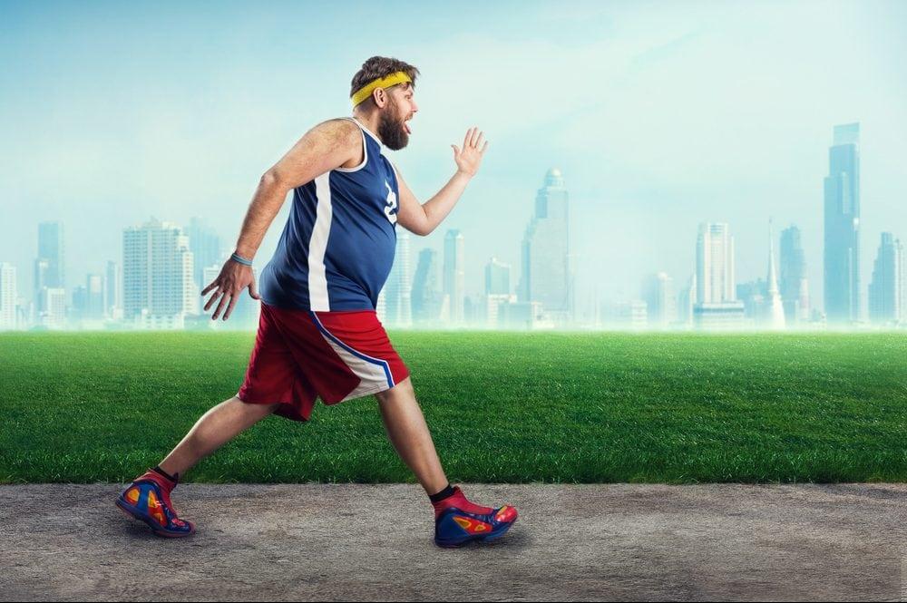 É melhor ser um magro sedentário do que um gordinho atleta, revela novo estudo
