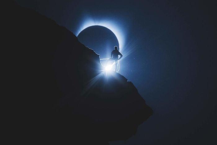 Eclipse solar - As melhores imagens do evento na internet