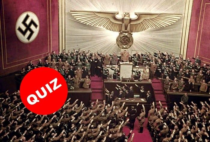 Você teria sido um nazista se estivesse na Alemanha na época de Hitler?