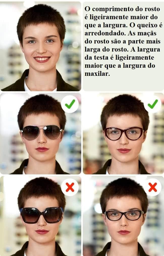 a233050c3f2af Como escolher os óculos de sol perfeitos para o seu tipo de rosto ...