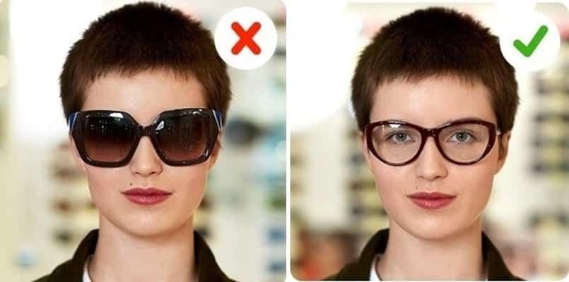 7df2859a107e2 Como escolher os óculos de sol perfeitos para o seu tipo de rosto ...