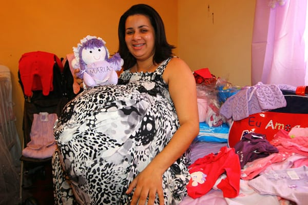 Como está a grávida de Taubaté anos depois de sua falsa gravidez