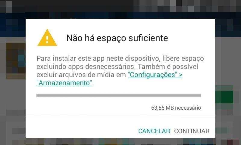 Como mover aplicativos para o cartão de memória no Android