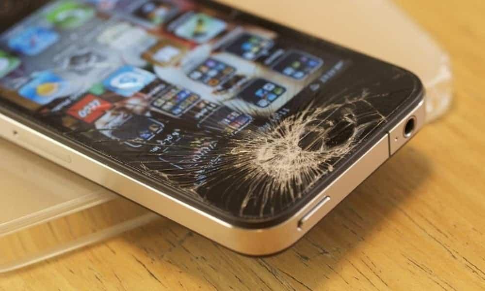 7 truques para resolver a tela trincada do seu celular