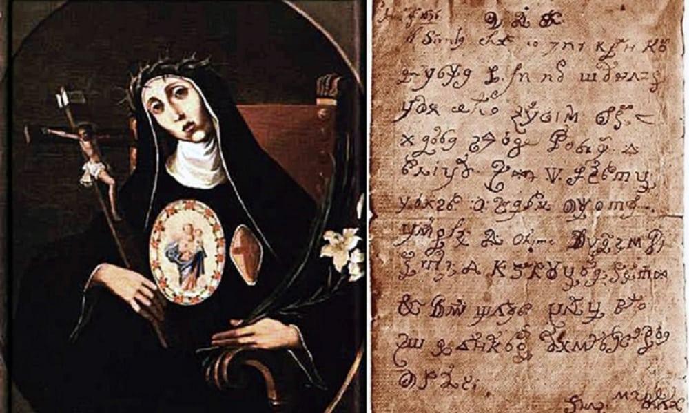 Carta do Diabo escrita por freira possuída é decifrada depois de 300 anos