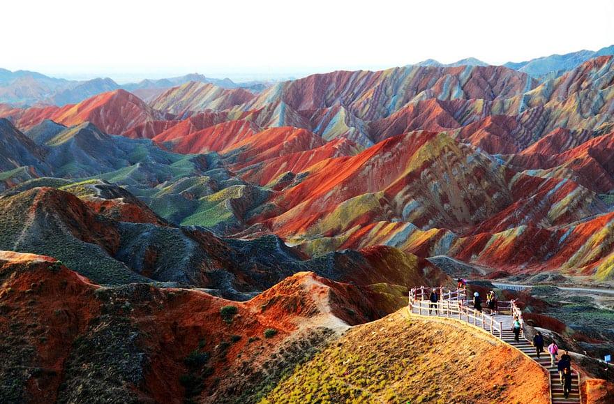 40 lugares incríveis que vão te despertar a vontade de viajar pelo mundo