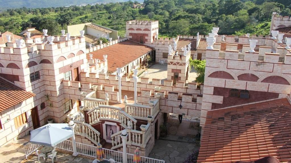 Castelo no Cerrado – Pousada em Pirenópolis remete à Idade Média