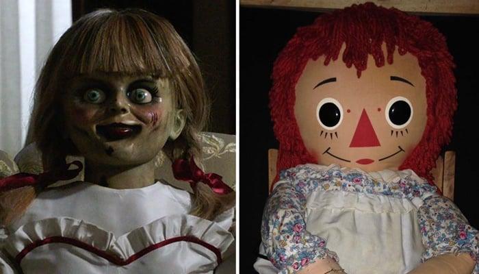 Annabelle, conheça a verdadeira história da boneca do mal