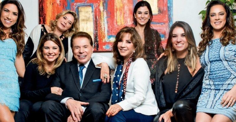 Descubra quem são as filhas de Silvio Santos
