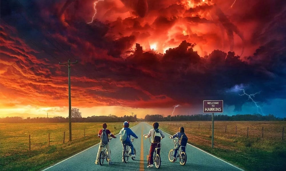 Como liberar o Mundo Invertido de Stranger Things no Spotify
